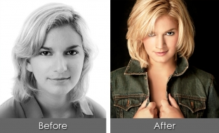 before-after-bernadette